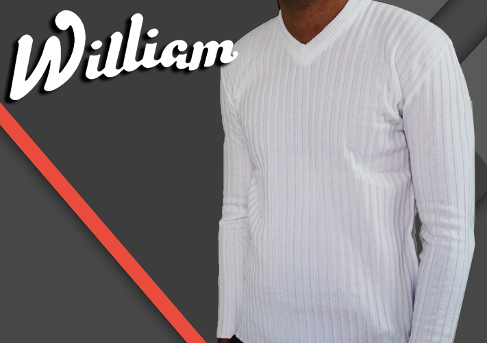 بافت مردانه مدل William