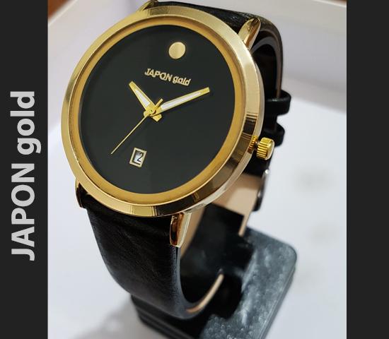 ساعت مچی مدل  JAPON gold( طلایی)