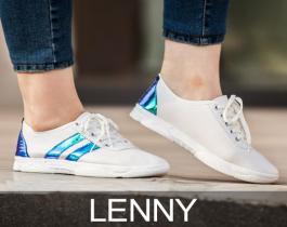 کفش دخترانه مدل Lenny(سفید)
