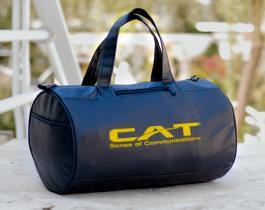 ساک ورزشی CAT مدل Simson (مشکی)