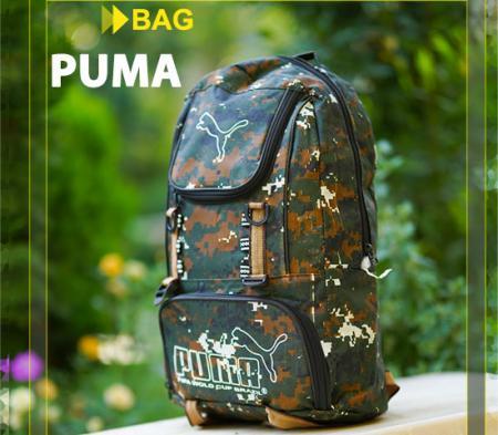 کوله پشتی Puma مدل Riz (سبز)