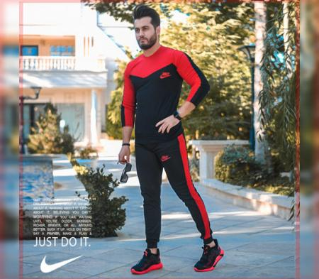 ست بلوز و شلوار Nike مدل Tossa