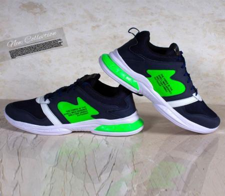کفش مردانه Rise ( سورمه ای سبز)