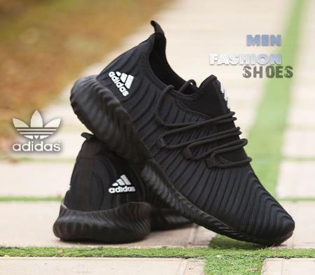 کفش مردانه Adidas مدل VERISA (تمام مشکی)