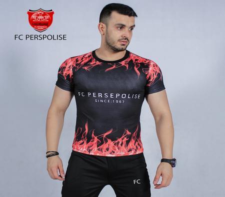 تیشرت perspolis مدل Bakhsha